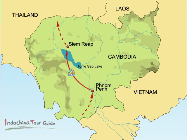 7 Days Cambodia Highlights Tour Duration 7days Destinations Phnom Penh Siem Reap Departure Date As You Prefer Tour Code Ictg Cb01