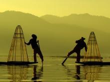 Inle Lake Fishmen